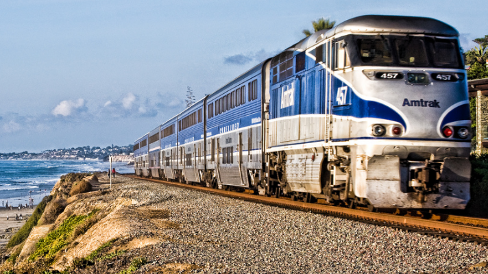 Take the Train to Los Angeles - Pacific Surfliner