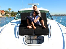 Marina Del Rey yacht rental by Luxury Liners