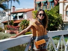 @sincerelyjules visits Venice Beach
