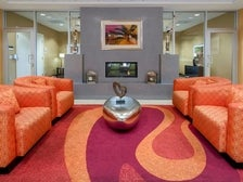 Lobby at Hilton Garden Inn Los Angeles/Hollywood