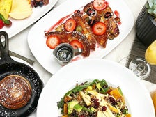 Brunch at Taste on Melrose with Bottomless Mimosa