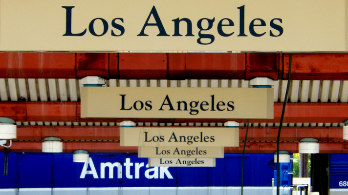 Amtrak Trains to Los Angeles
