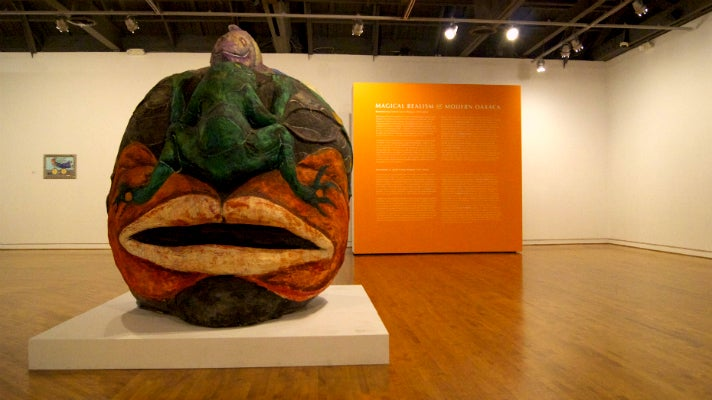"""Magical Realism and Modern Oaxaca"" at MOLAA"