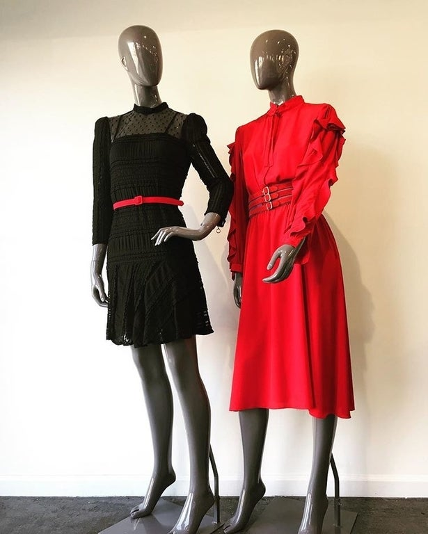 Vintage and modern dresses at Supergoodie in Atwater Village