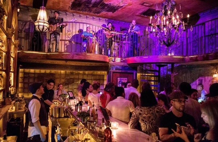 Take a trip to Old Havana at La Descarga in Hollywood