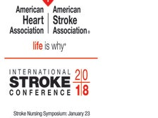 International stroke conference LA 2018