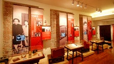 """""""Breaking Ground"""" exhibit at the Chinese American Museum"""