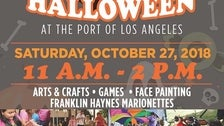 Happy Harbor Halloween 2018 at the Port of Los Angeles