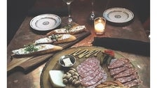 Charcuterie board at Bar Covell