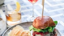 Burger Night at Esters Wine Shop & Bar