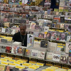 Nocando at Amoeba Hollywood