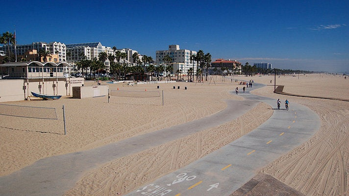 The Strand in Santa Monica