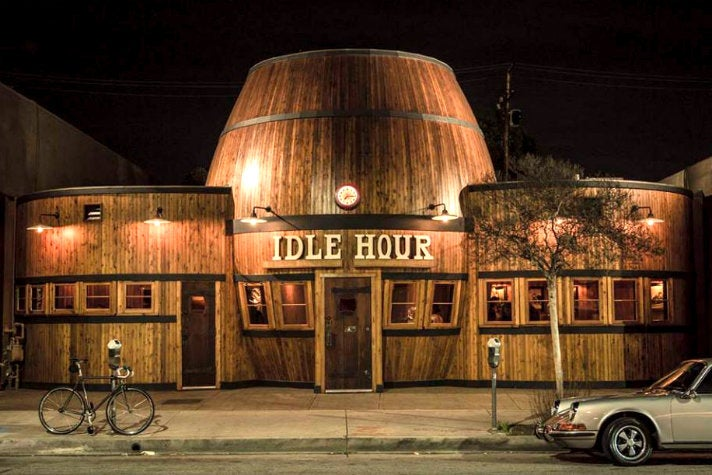 Idle Hour in North Hollywood